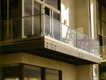 Commercial glass railings 04